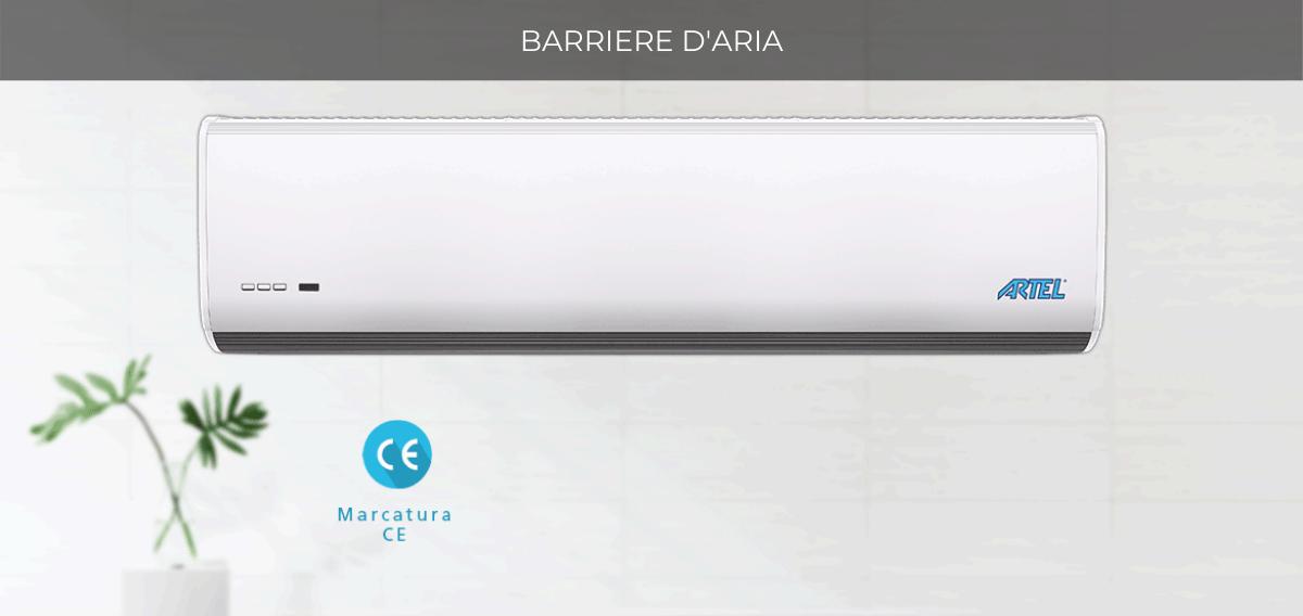 Barriere d'aria Artel